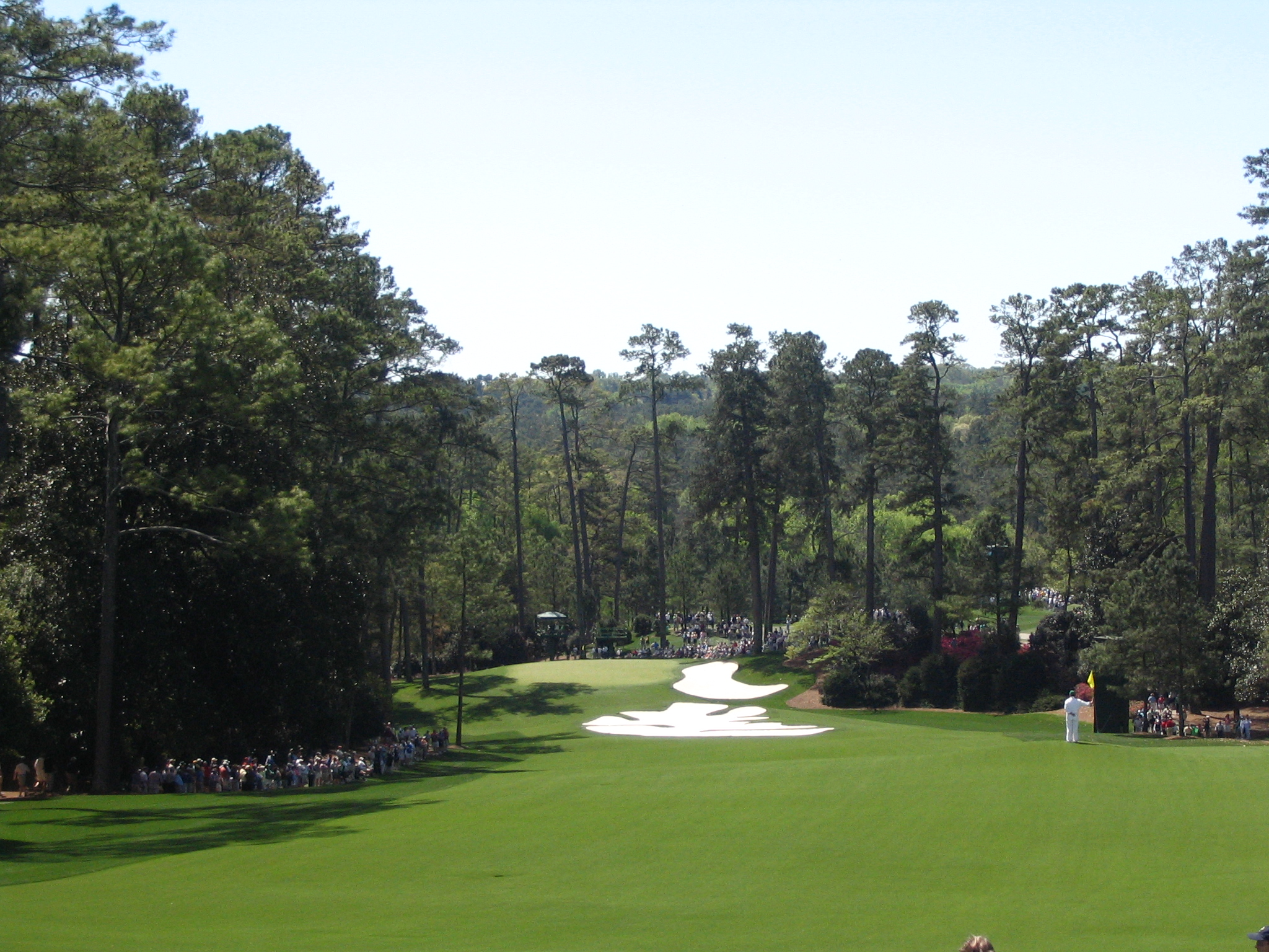 Augusta National is Top Course in U.S.